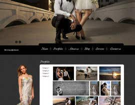 a1CosmicDesign tarafından Design a Website for Wedding Photographers için no 3