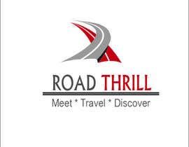 #11 para Design a Logo for Roadthrill por aniruddhitune