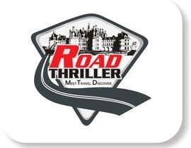 #3 para Design a Logo for Roadthrill por coolasim32