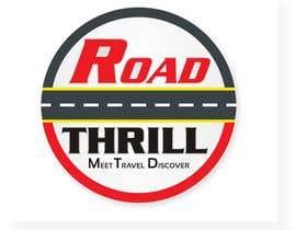 #21 para Design a Logo for Roadthrill por coolasim32