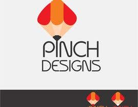 #28 para Design a Logo for Pinch Designs por weblionheart