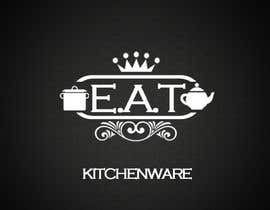 #214 for Logo Design For Kitchenware (cookware, bakeware, cutlery) af ideafuturot