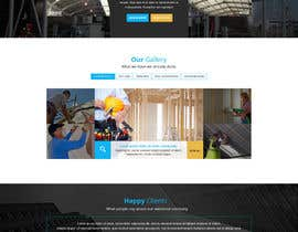 #23 for Design a 3 page Website Mockup by Dezign365web