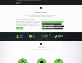 #4 cho Website and mobile site mockup needed bởi prodesign842