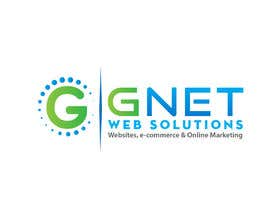 #136 for Design a Logo for GNetWeb by flynnrider