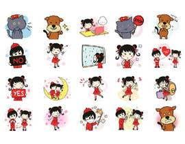 Nro 12 kilpailuun Draw cartoon set   40 pics käyttäjältä Stevieyuki