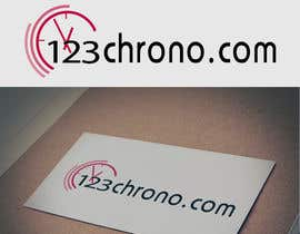 #34 for Design a Logo for my professional website, 123chrono.com af OshanLakmal