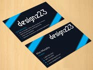 Graphic Design Kilpailutyö #25 kilpailuun Business Cards for marketing agency