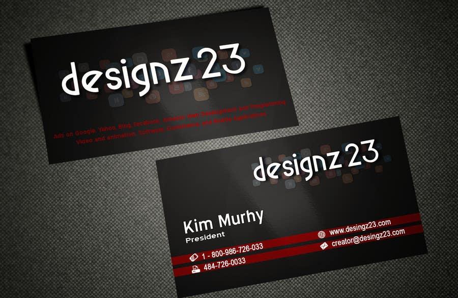 Kilpailutyö #38 kilpailussa Business Cards for marketing agency