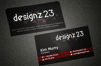 Graphic Design Kilpailutyö #39 kilpailuun Business Cards for marketing agency