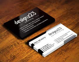 #227 untuk Business Cards for marketing agency oleh IllusionG