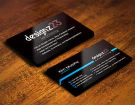 #254 para Business Cards for marketing agency por IllusionG