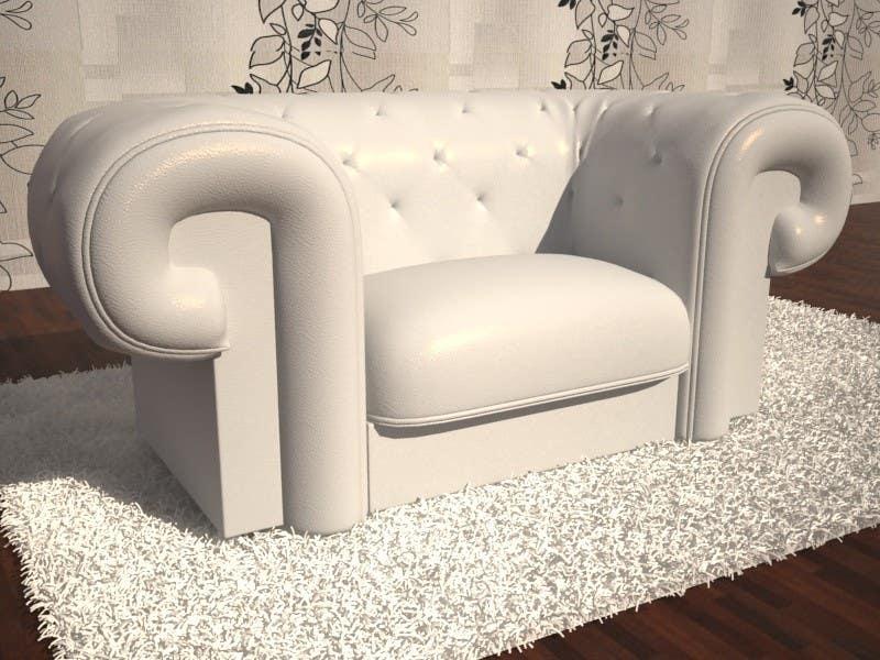 Penyertaan Peraduan #4 untuk BEST 3D MODEL - $600 - EASY WORK