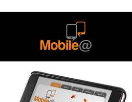 #41 untuk Design a Logo for mobile news and reviews site oleh mariacastillo67