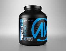 #52 for Create Print and Packaging Designs for NutraOne protein supplement af LuisEduarte