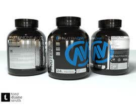 #47 cho Create Print and Packaging Designs for NutraOne protein supplement bởi tonyduanesmith