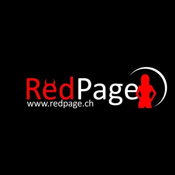 Proposition n°12 du concours RedPage logo design. Search engine for XXX