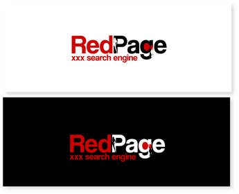 creativeartist06 tarafından RedPage logo design. Search engine for XXX için no 23