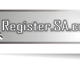 nº 16 pour Logo for register.sa.com par fs98system