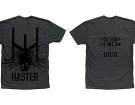 #25 for Fallen Angel - Haster Tshirt Design af vica0309