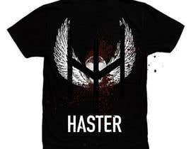 #27 for Fallen Angel - Haster Tshirt Design af vica0309