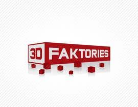 #403 for Design a Logo for 3Dfaktories.com af grok13