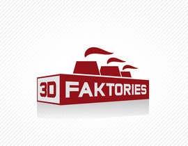 #412 cho Design a Logo for 3Dfaktories.com bởi grok13