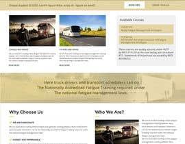 #17 for Design a Website Mockup: AFM af mohamedsalim2015