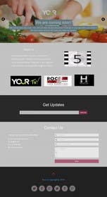 #16 untuk CREATE A COMING SOON PAGE! FOR MY WEBSITE oleh TECHRONYX