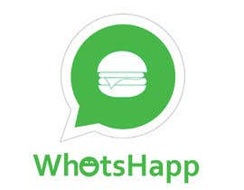 #11 for Ontwerp een Logo for whatshapp af Melody7177