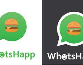 #16 for Ontwerp een Logo for whatshapp af Melody7177