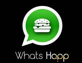 #5 for Ontwerp een Logo for whatshapp by saidghouila