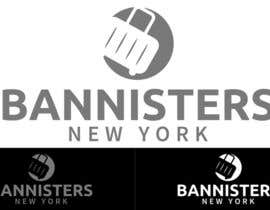 #17 para Design eines Logos for Bannisters New York por cbarberiu
