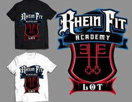 #9 para Design a Logos for Rhein Fit Academy por kyriene