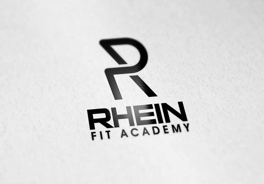 Penyertaan Peraduan #14 untuk Design a Logos for Rhein Fit Academy