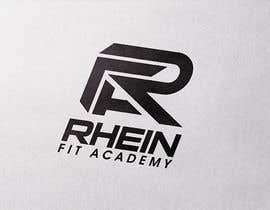 #18 para Design a Logos for Rhein Fit Academy por markmael