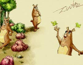 #38 para Illustrate a book caracter por zuart
