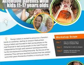 #6 cho Design a Flyer for the Young E-tailers workshop bởi Awadhesh321