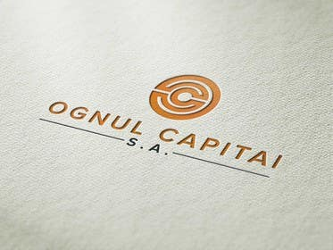 #91 cho Develop a Corporate Identity for OGNUL CAPITAL, S.A. bởi mohammedkh5