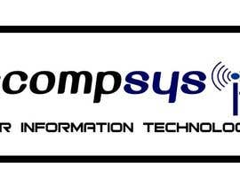#23 cho Design a Logo for an IT consulting Company: ecompsys bởi ATM203