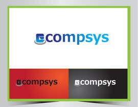 #25 cho Design a Logo for an IT consulting Company: ecompsys bởi webconfigure