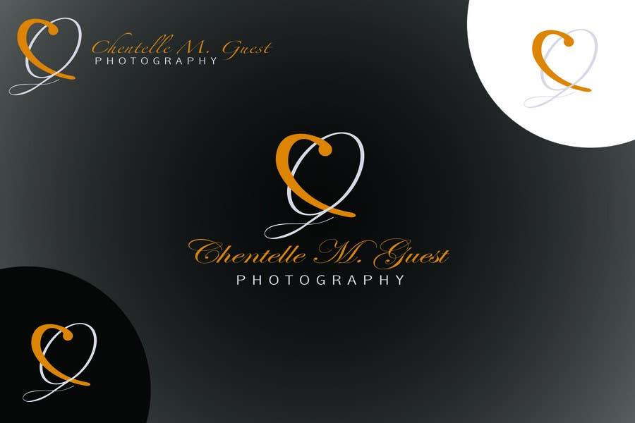 Kilpailutyö #                                        96                                      kilpailussa                                         Graphic Design for Chentelle M. Guest Photography