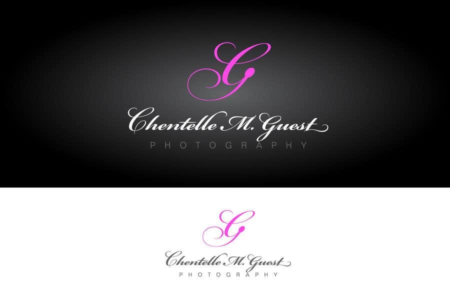 Kilpailutyö #                                        158                                      kilpailussa                                         Graphic Design for Chentelle M. Guest Photography