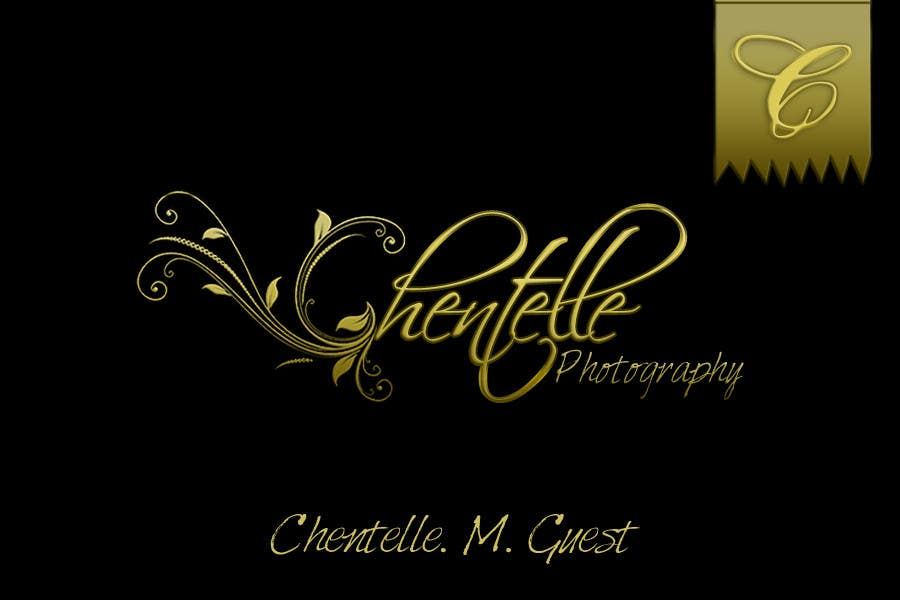 Contest Entry #                                        71                                      for                                         Graphic Design for Chentelle M. Guest Photography