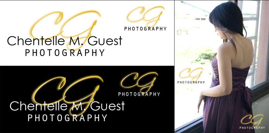 Bài tham dự cuộc thi #102 cho Graphic Design for Chentelle M. Guest Photography