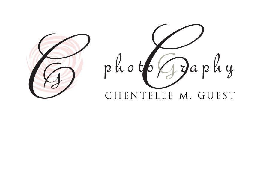 Kilpailutyö #                                        64                                      kilpailussa                                         Graphic Design for Chentelle M. Guest Photography