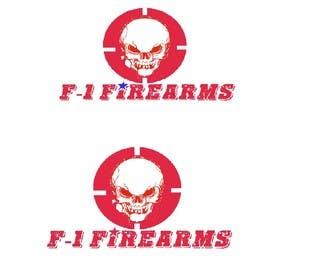 #17 cho Design a Logo for F-1 Firearms bởi sridha858