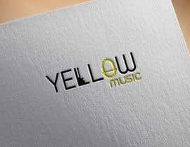 #53 para Design a Logo for Yellow Music por indunil29