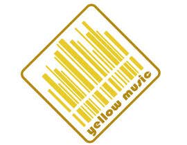 #56 para Design a Logo for Yellow Music por oksuna