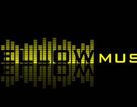 #55 para Design a Logo for Yellow Music por gurusinghekancha